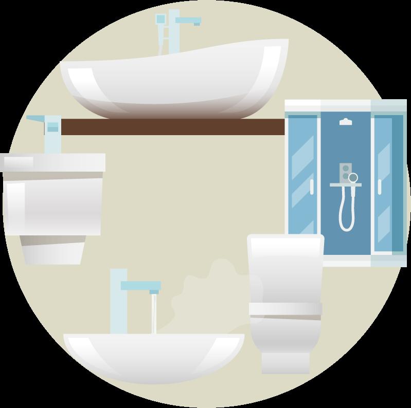 Küchenhalle Winnenden Bad kaufen und einrichten