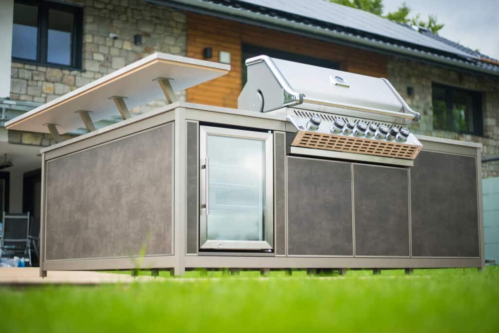 Wesco Outdoor Küchen premium Qualität und Design