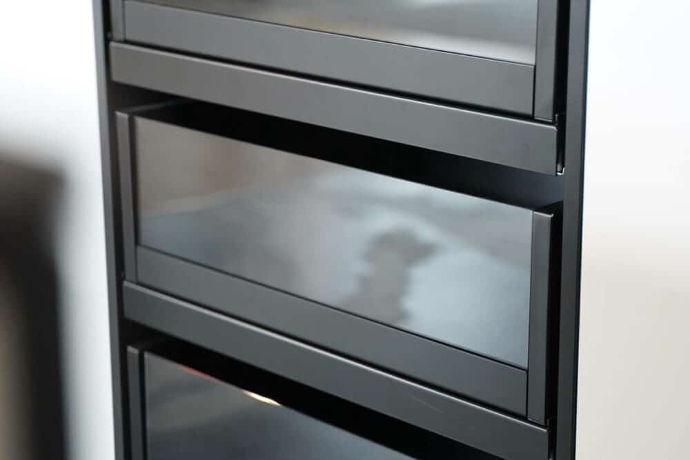 Auszüge Glas Schubladen Ballerina Küchen