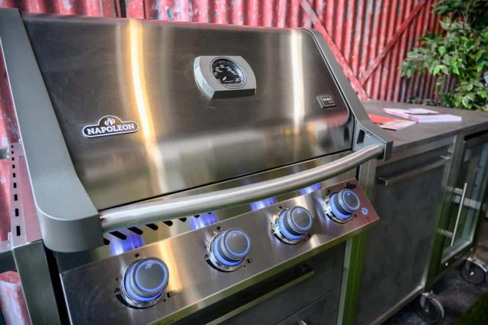 Napoleon Grill Burnout Outdoor Küchen