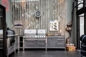 Burn-out-l-kueche-outdoor-modern Küchenhalle
