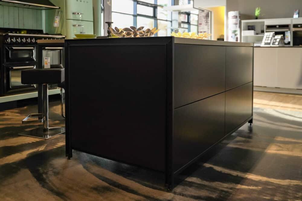 Bauformat Industrial Style Kücheninsel