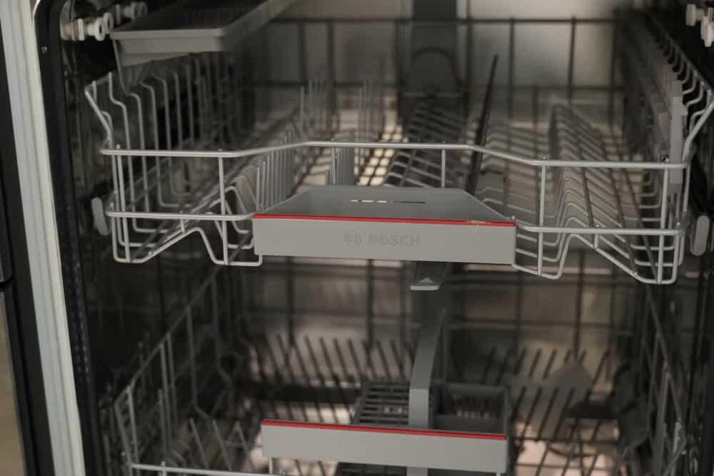 Bosch Geschirrspüler hochwertig modern