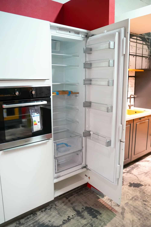 KitchenAid geräumiger Kühlschrank und Oranier Backofen