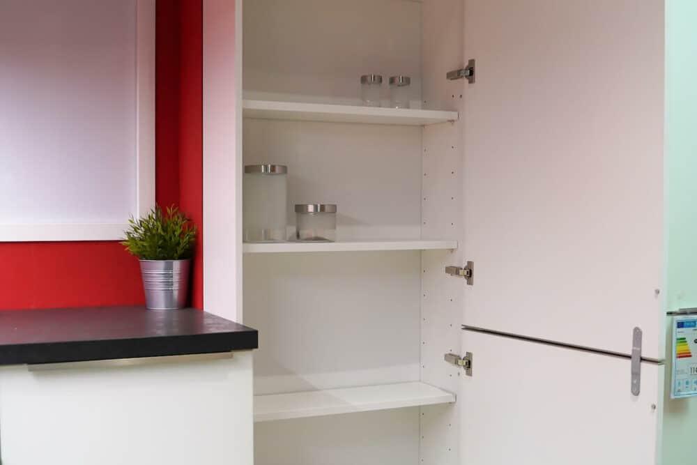 Schrank Stauraum Bauformat L-Küche