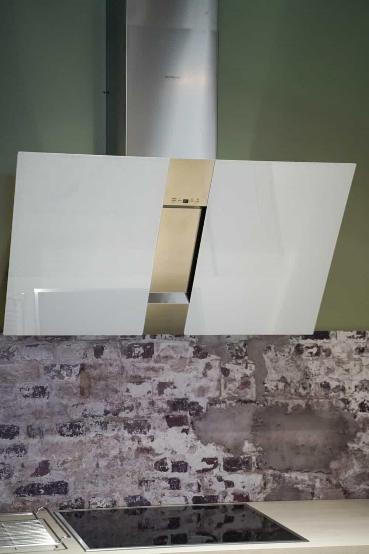 Silverline Kopffreihaube modern glas